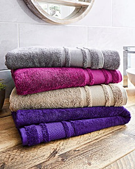 Eco Plush Bath Sheet