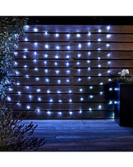 Smart Garden 100 Star Solar String Lights