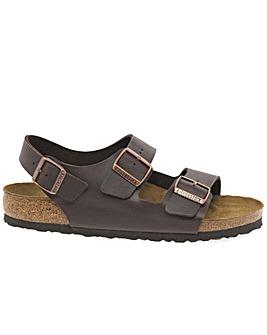 Birkenstock Milano Mens Buckle Sandals