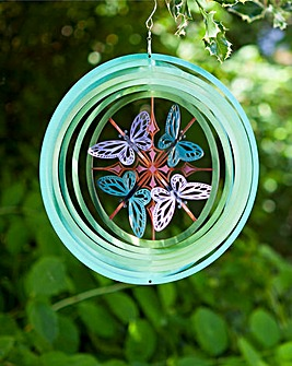 Butterfly Fantasy Spinner 12in