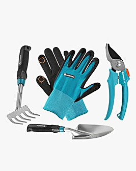 Gardena Hand Tool Starter Set