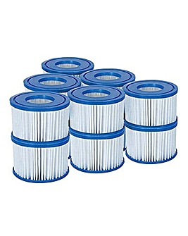 Set of 12 Lay-Z Spa Filter Cartridges
