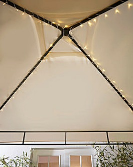 Gazebo String Lights for 3 x 3m Gazebo