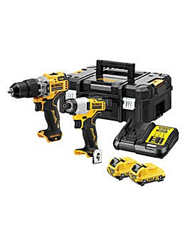 Dewalt Brushless Hammer and Impact Drill