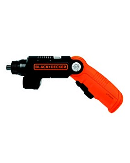 Black + Decker 3.6V Flashlight Screwdriver