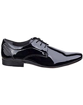 Lambretta Thorburn Plain Toe Lace Shoe