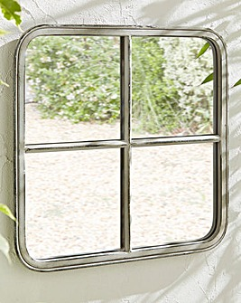 Square Garden Mirror