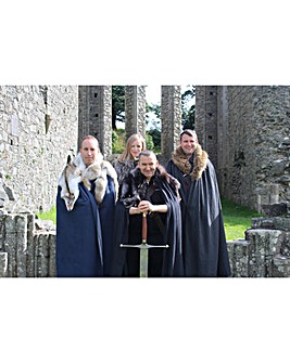 Castle Ward & Direwolves GOT Tour for 2