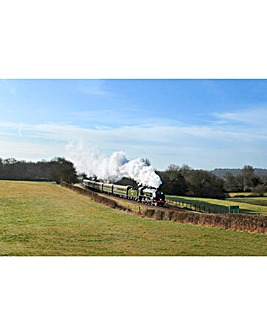 Bluebell Railway Steam Train Trip for 2