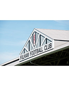 Family Fulham FC Stadium Tour for Two