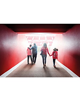 Family Liverpool Stadium Tour & Museum