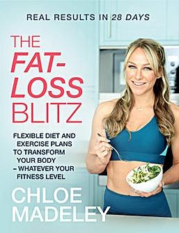 Chloe Madeley The Fat Loss Blitz Book