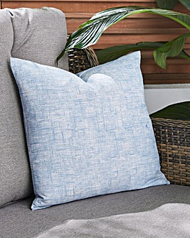 Textured Effect Outdoor Cushion
