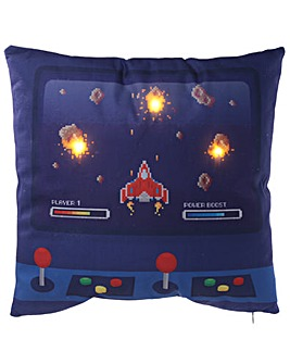 Retro Gaming LED Cushion