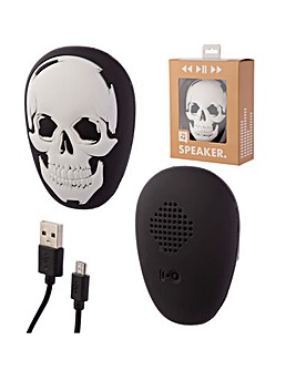 Skull Portable Bluetooth Speaker
