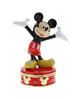 Disney Mickey Mouse Trinket Box