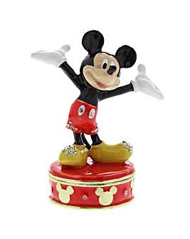 Disney Mickey Mouse Trinket Box