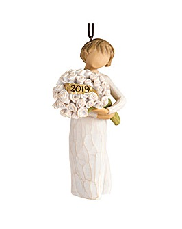 Willow Tree 2019 Ornament