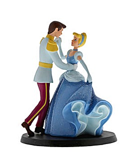Enchanting Disney Cinderella Cake Topper
