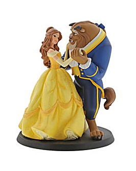 Enchanting Disney Belle Cake Topper