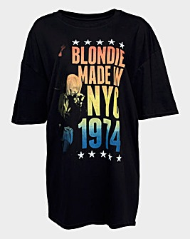 Blondie Nyc License Tee