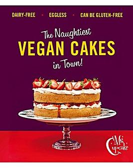 MS. CUPCAKE THE NAUGHTIEST VEGAN CAKES