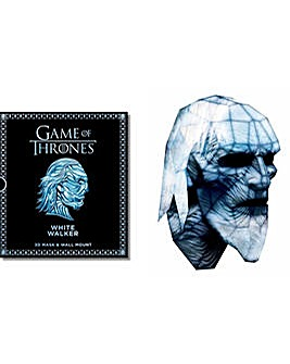 GAME OF THRONES MASK:WHITE WALKER