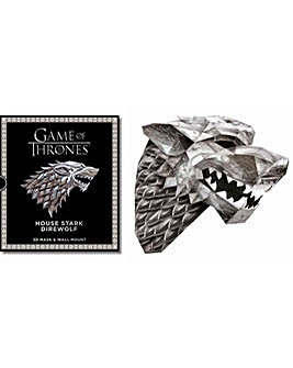GAME OF THRONES MASK:THE HOUSE STARK