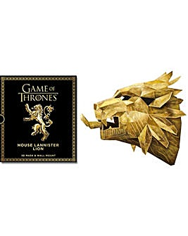 GAME OF THRONES MASK:THE HOUSE LANNISTE