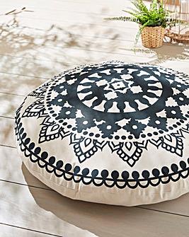 Outdoor Circular Floor Cushion - DUMMY