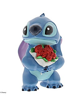 Disney Showcase Stitich Flowers figurine