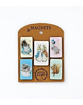 Beatrix Potter Magnet set of 5
