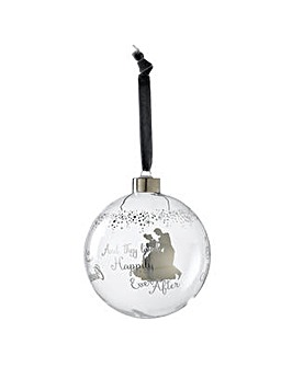 Enchanting Disney Cinderella Bauble