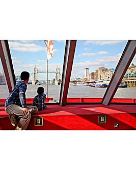 Tower Bridge, Tea & Sightseeing Cruise