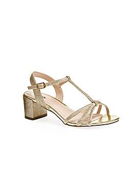 Paradox London Pink Sadie Sandals
