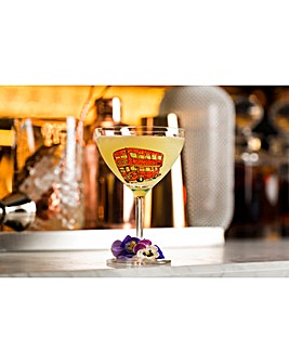 Cocktail Masterclass & Bar Snacks for 2
