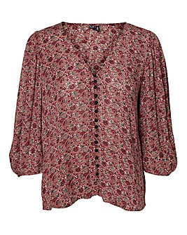 Vero Moda 3/4 Sleeve Shirt