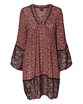 Vero Moda Boho Mini Dress