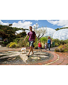 Visit the Eden Project Family Ticket