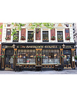 Sherlock Holmes Walking Tour for Two