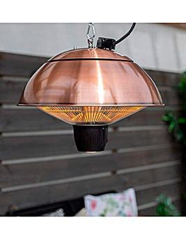La Hacienda Copper Hanging Heater