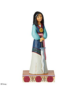 Disney Traditions Mulan Passion figurine