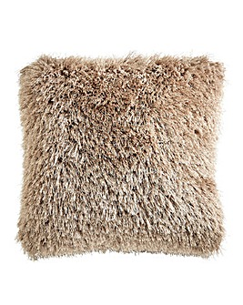 Indulgence Supersoft Shaggy Jumbo Cushion