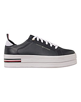 Tommy Lace Up Leisure Shoes D Fit