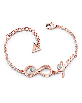 Guess Endless Love Infinity Bracelet