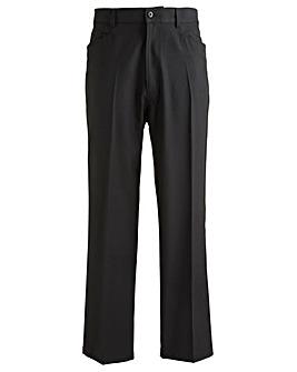 Jacamo 5 Pocket Trousers 33 Ins