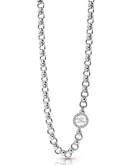 Guess Un4gettable Chain Necklace