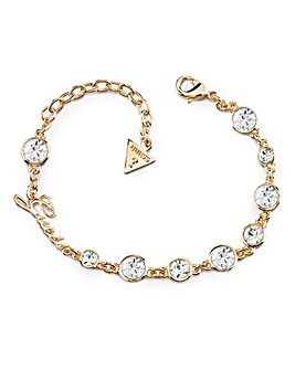 Guess Crystal Beauty Bracelet