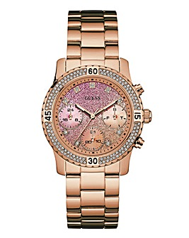 Guess Ladies Confetti Bracelet Watch