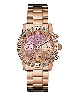 Guess Ladies Confetti Bracelet Watch